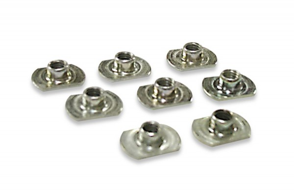 Voile T-nuts for Slider Track (6mm)(8)