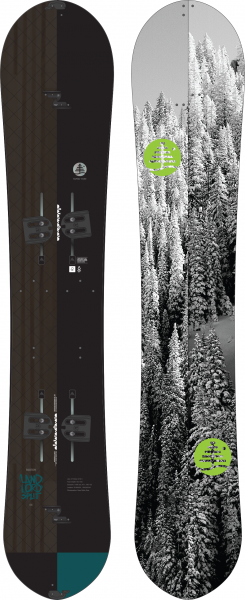 Burton Family Tree Landlord Splitboard