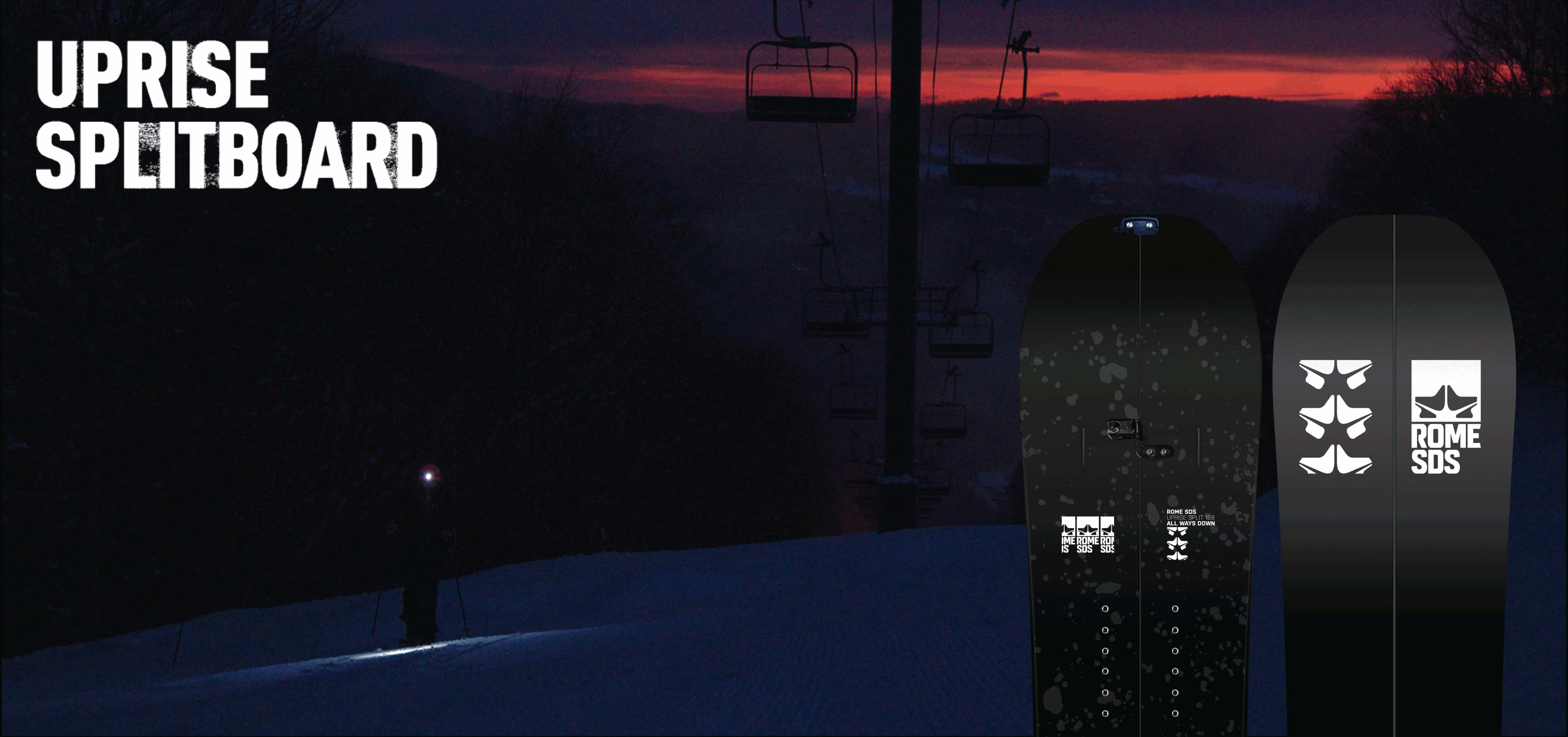 Uprise-Splitboard