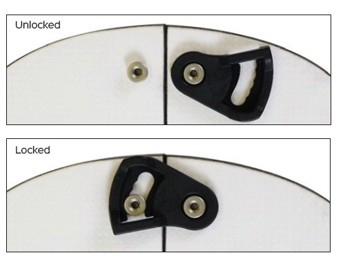 Spark Tip Tail Clips
