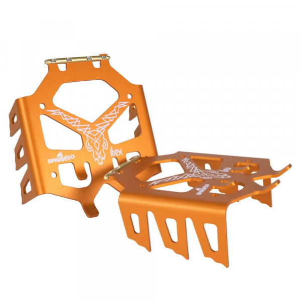 Spark IBEX Crampons orange