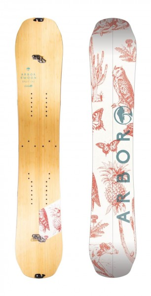 Arbor Swoon Women Splitboard 2018