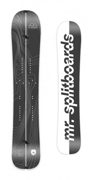 mr.splitboards High Mnt 165