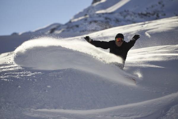 Alpin Camp - Freeriden im Montafon II