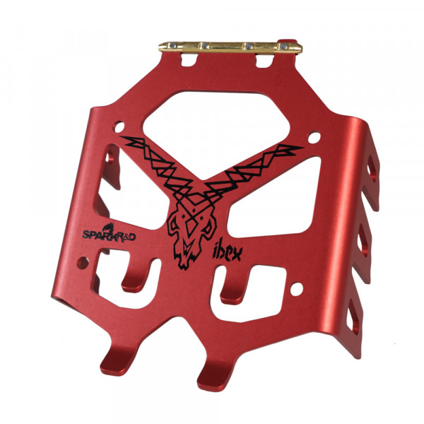 Spark IBEX Crampons red