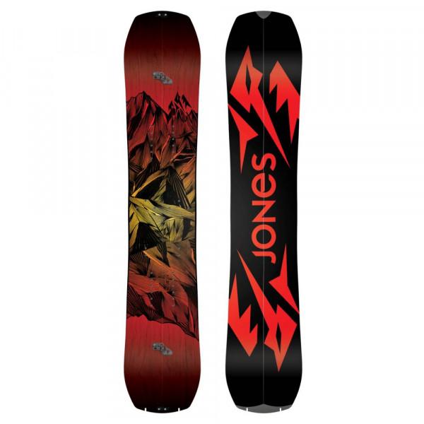 Jones Mountain Twin Splitboard 2020