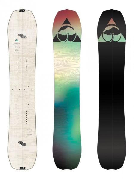 Arbor Iguchi Pro Splitboard 2018
