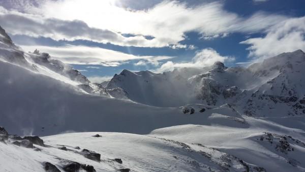 Mit Splitboards Europe in die Tuxer Alpen