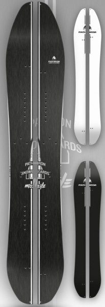 Pathron Missile Splitboard