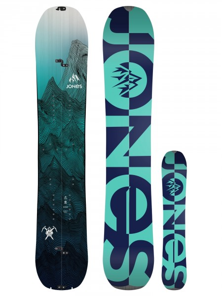 Jones Womens Solution Splitboard 2017