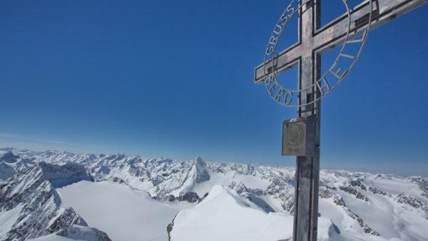 Alpin Camp - 3000er Stubaierrunde