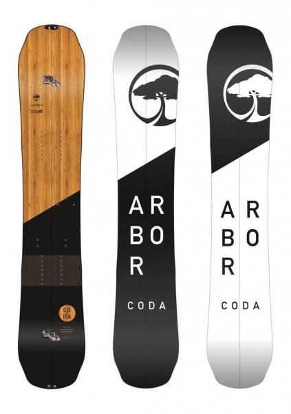 Arbor Coda Splitboard 2018