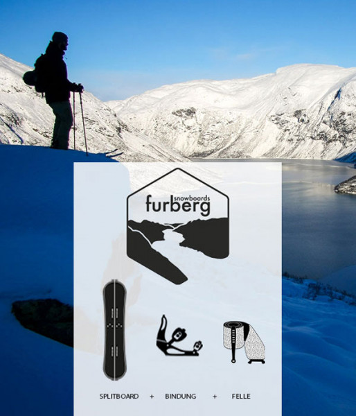 Splitboard SET furberg