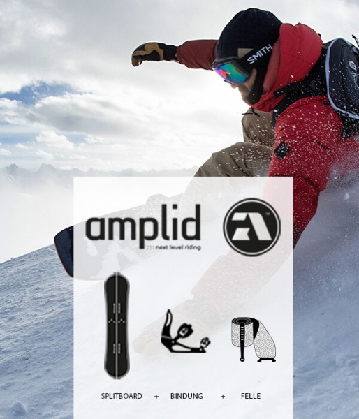 Splitboard Set Amplid
