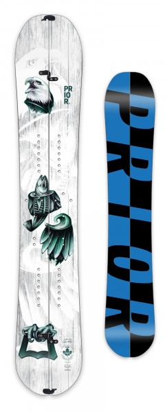 Prior Backcountry XTC Carbon Splitboard