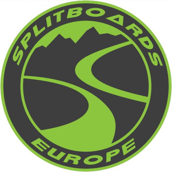 Aufkleber Splitboards Europe