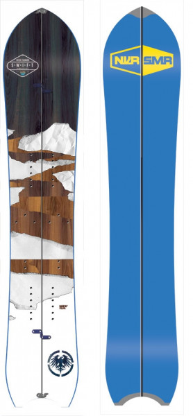 Never Summer Swift Splitboard 19/20