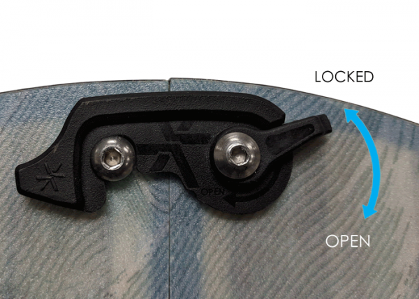 Karakoram Tip-Lock