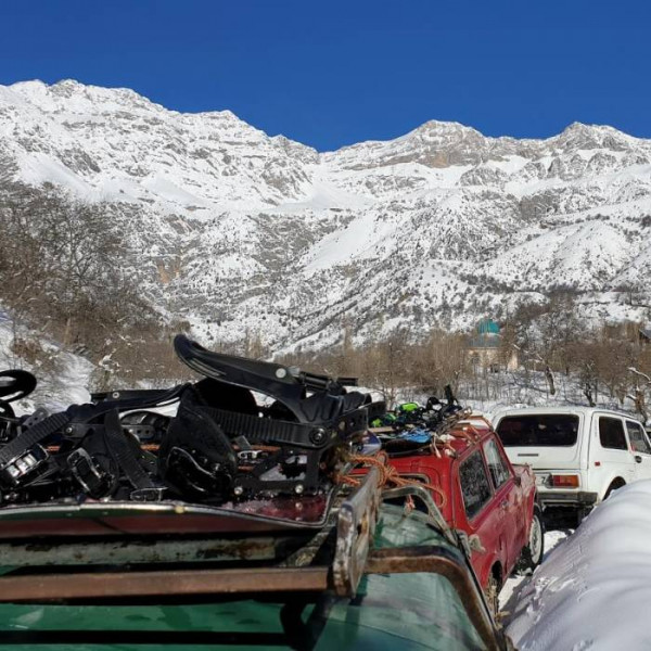 Kirgistan Adventure 2021