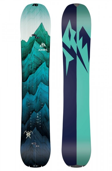 Jones Womens Solution Splitboard 2018
