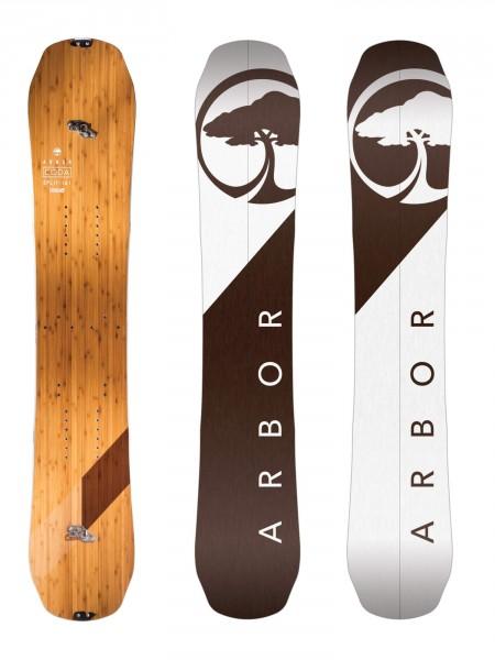 Arbor Coda Splitboard 2017