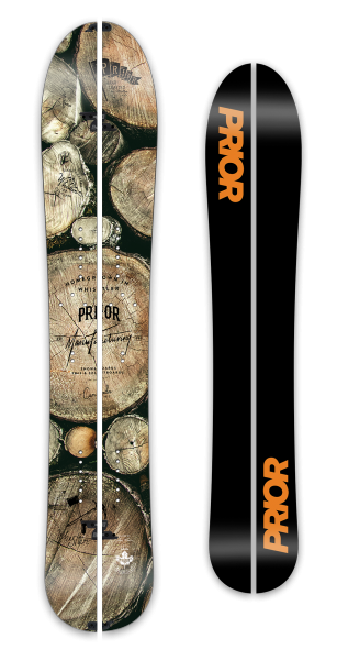 Prior Spearhead XTC Carbon Splitboard