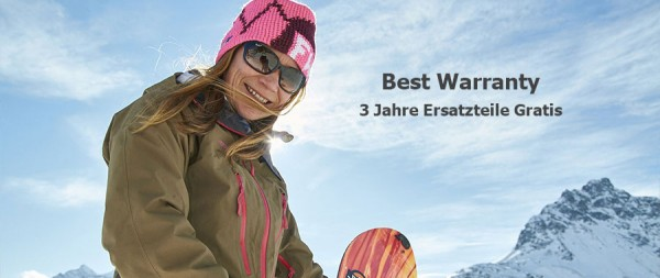 Splitboard Set Women