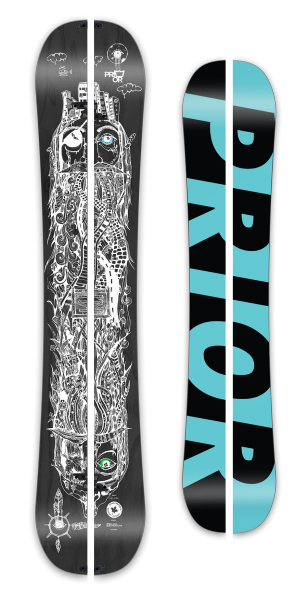 Prior Shotgun XTC Splitboard Melt_a