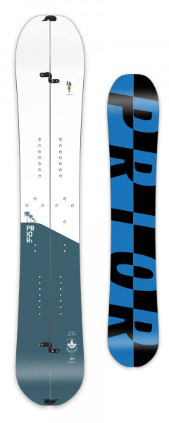 Prior Backcountry BC Fiberglas Splitboard